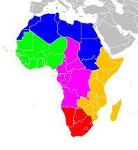 Субрегионы Африки Рефераты Субрегионы Африки