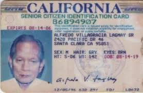 V Up Card California Lagmay - Facebook Identification Alfredo