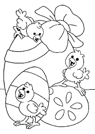 Preschool Easter Coloring Pages Printable Coloring Book Coloring