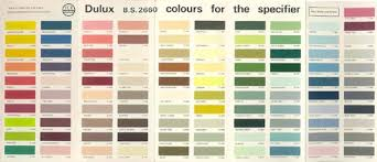 Interior Color Chart Bs2660 Colour Card Paint Color Chart Paint Colors