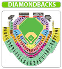 Diamondbacks Virtual Seating Chart Always Up To Date Cubs Seats Chart Arizona Diamondbacks