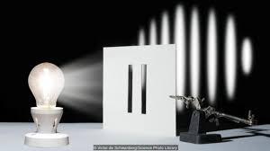 quantum lighting photography. the famous double-slit experiment (credit: victor de schwanberg/science photo library quantum lighting photography