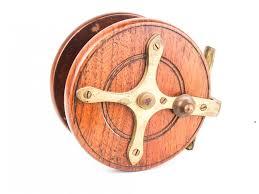 all 4 wooden starback centrepin reel