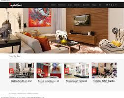 Small Picture 20 Best Interior Design Wordpress Themes 2016 DesignMaz