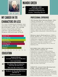 Free Creative Marketing Resume Templates Guatemalago