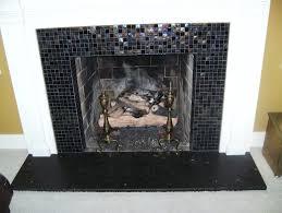 chic glass tile fireplace 1 glass tile fireplace surrounds glass tile fireplace surround full size