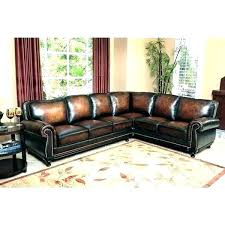 living sofa furniture leather reviews sectional photo 1 of 8 fabric abbyson braylen top grain reclining