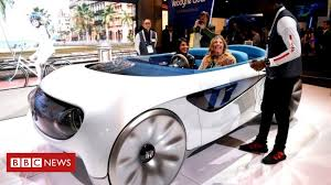 Range 66 km / 41 mls Ces 2020 Concept Cars Of The Future Shown Off In Vegas Bbc News