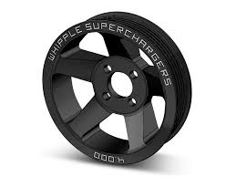 whipple f 150 6 rib supercharger pulley black t527708 (10 14 6 2 whipple supercharger installation manual at Whipple Supercharger Wiring Diagram