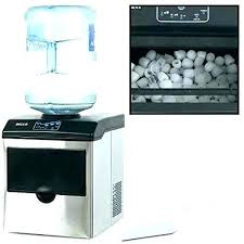 mini nugget ice maker pellet small portable opal countertop cnf0201 and dispenser chewable