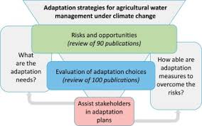 Adaptation Strategies For Agricultural Water Management Under