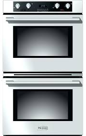 30 inch double wall oven reviews inch wall oven inch electric self cleaning double wall oven