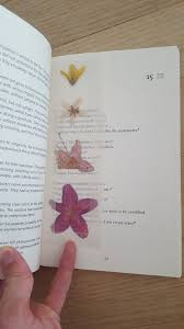 Wax Paper Flower Wax Paper Pressed Foliage Bookmarks 5 Steps With Pictures
