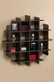 wooden wall shelves unique wall