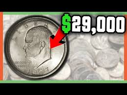 29 000 Rare Eisenhower Dollar Coins Worth Money Ike