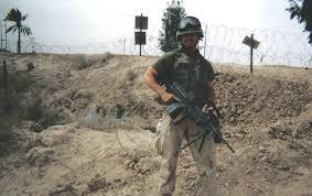 Corporal Hall U S M C