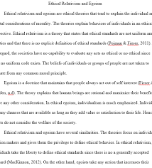 ethical egoism essay ethical egoism and psychological dispositions