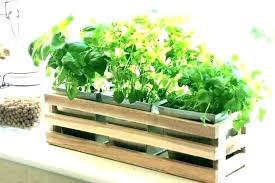 window box herb garden indoor plant d planter details about kitchen wooden trough outdoor stand stands herb plant stands simple stand outdoor garden