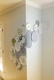 corner wall art diy