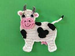 Crochet Cow Pattern Cool Ideas