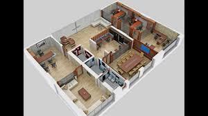 3d office floor plan. Beautiful Office Floor Plan 3d Office  Video Vtarc With Office Plan YouTube