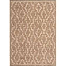 martha stewart brownbeige 7 ft x 10 indooroutdoor area outdoor rug20