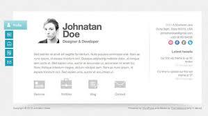 resume style responsive theme wordpress template plugin ...