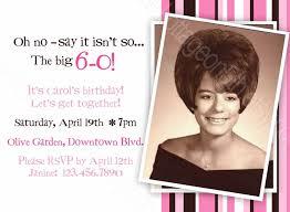 fun 60th birthday party ideas for mom. 60th Birthday Invitations For Mom The Perfect Th Party Invitation Ideas All On Fun