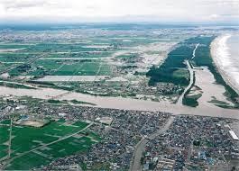 名取 川 氾濫