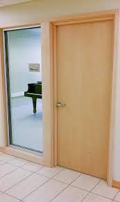 door noise reduction soundproof door for piano room garage door opener noise reduction