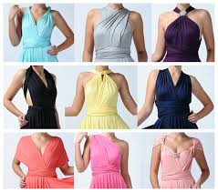 Infinity Dress Pattern Awesome Build Your Own Bridesmaid Dress Infinity Dress