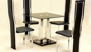 extending tables top glass round black oak rectangular dining table chairs marvelous room rooms pretty small