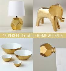 very attractive gold accent decor perfect design 10 best ideas