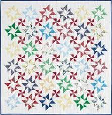 Empire Star - Page 3 | a Quilts of Valor | Pinterest | Empire and ... & Shimmer quilt pattern from the March/April 2015 issue of McCall's Quilting  magazine Adamdwight.com