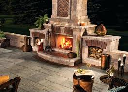 outdoor cooking fireplace large size of backyard kitchen outdoor fireplace and pizza oven plans stacked stone appliances cooking designs outdoor fireplace