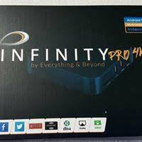 infinity pro 4k. infinity pro 4k android streaming tv box . infinity pro i