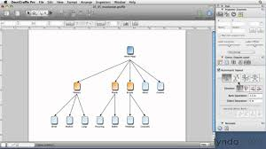 Omnigraffle Automatically Align And Format Diagrams Lynda Com Tutorial