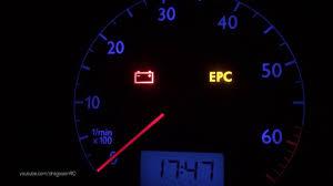 Volkswagen Passat Epc Warning Light Epc Light Fix In Vw Polo 9n 2003 1 2 Azq