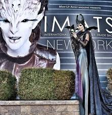 mo meinhart at new york imats kryolan chloe sens my friend special effects makeup artist cinema makeup cinema makeup s