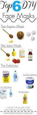 for a diy face mask for pores that only uses a single ing this one s