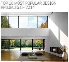 echo house ranked 1 design project of 2014 by interior design