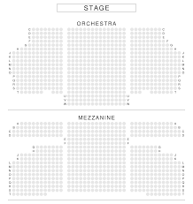 Shubert Theater Nyc Seating Chart Al Hirschfeld Theatre Seating Chart View From Seat New