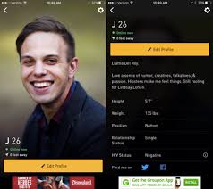 Dating on grindr