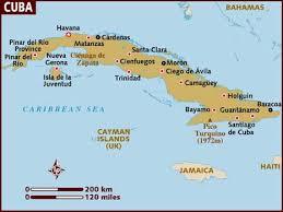 Cuba Climate Average Weather Temperature Precipitation