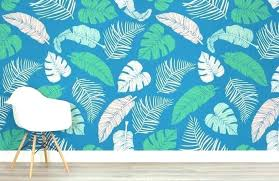 tropical murals paintings wall themed mural