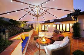 outside patio lighting ideas. Ideas For Outdoor Patio Covers Covered Patios Lighting Umbrella Lights In Outside L
