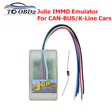 Купить JULIE Emulator New Universal IMMO Emulator for CAN-BUS ...
