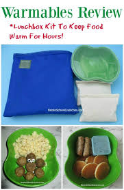 warmables lunchbox kit review bentoschoollunches com