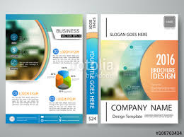 Book Design Templates Vector Brochure Magazine Modern Flyers Cover Book Report Design