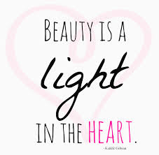 Beauty Comes From The Heart Quotes Best Of 24 Beautiful Quotes On Inner Beauty Freshmorningquotes